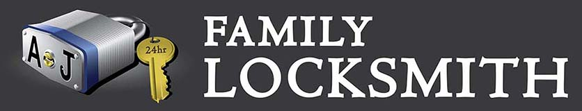 A&J Family Locksmith Logo (2x for Retina Display)